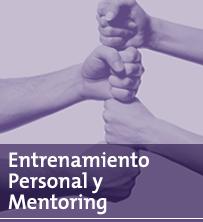 Entrenamiento personal y Mentoring